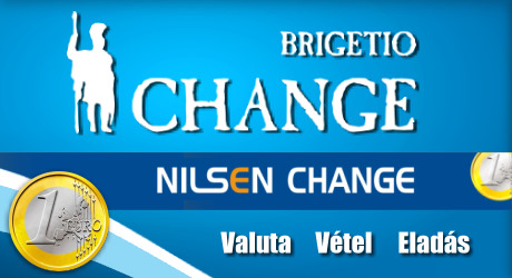 Brigetio Change - Valuta V�tel Elad�s